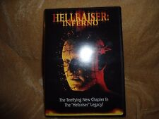 Hellraiser: Inferno (2000) [1 Disc DVD] Dimension Home Video Studio