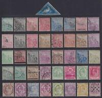 CAPE OF GOOD HOPE - INTERESTING MINT & USED COLLECTION REMOVED FROM PAGE - V407