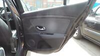 Renault Megane III Dynamique 2009-15 RH UK Driver Side Rear Door Card Panel 5DR
