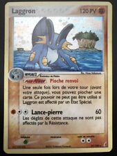 Carte Pokemon LAGGRON 27/100 Rare Holo Gardiens de Crystal Bloc ex FR NEUF
