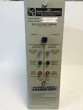 GUARANTEED! S&C SOURCE-TRANSFER CONTROL TYPE AT-3 TWO WAY TRANSFER 38891-A1KL1
