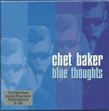 Chet Baker - Blue Thoughts - Five Original Albums (5CD 2011) NEW/SEALED