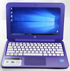 "Hp Stream 11- R015wm 11"" Laptop Computer /32 Gb/ Windows 10-new Battery"