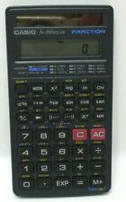 Casio Fraction FX-260 Scientific Calculator General Math and Science SOLAR (E1)