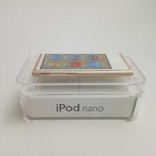 """Brand New"" Apple iPod nano 7th Generation Gold (16GB) MP3 Player (Latest Mode)"