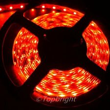 10X 5m 500cm Red SMD 3528 LED Flexible 300 LED Strip