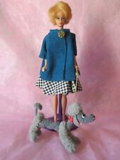 "SUPERBE LOT "" BARBIE CUT  "" 1963/67 et RARE "" CANICHE DE BARBIE """