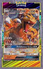 Dracaufeu GX - SL3:Ombres Ardentes - 20/147 - Carte Pokemon Neuve Française