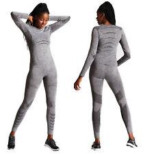 Dare2b Zonal III Womens Sports Performance Base Layer Set Grey X/XXL