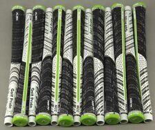 13PCS  New Set Golf pride MCC ALIGN Golf Club Grips Standard Size (Green/Black)