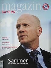 Programm 2012/13 FC Bayern München - VfB Stuttgart
