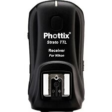 Phottix Strato TTL Wireless Receiver for Nikon Cameras
