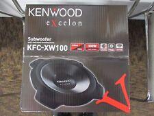 """KENWOOD EXCELON KFC-XW100 SUBWOOFER 10"""" 300W RMS POWER OVERSIZED DIAPHRAGM"""
