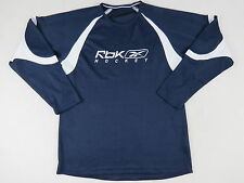 Reebok Team Issued Toronto Maple Leafs NHL Pro Stock Hockey Player Workout Shirt