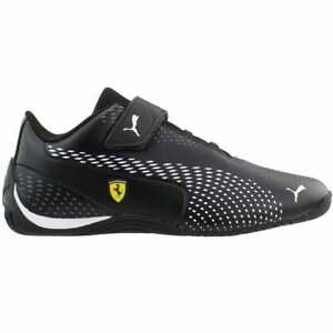 Puma Scuderia Ferrari Drift Cat 5 Ultra Ii Slip On   -  Kids Boys  Sneakers