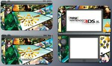 Legend of Zelda Breath of the Wild Video Game Decal Skin New Nintendo 3DS XL