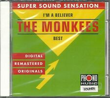Monkees, The I'm A Believer  (Best of) Zounds CD Neu OVP Sealed OOP RAR