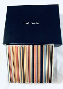 Paul Smith Men Wallet Bfold Coin Multi Made In Italy