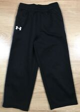 UNDER ARMOUR Pants Baby Toddler Size 5 Black And White