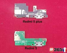 Conector Cargador Dock Microusb redmi5 O redmi 5plus Micrófono