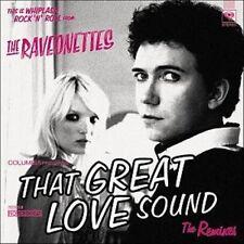 "RAVEONETTES That Great Love Sound 12"" Denamrk Only Issue RARE"