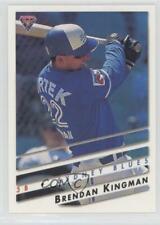 1995 Futera Australian Baseball Brendan Kingman #26