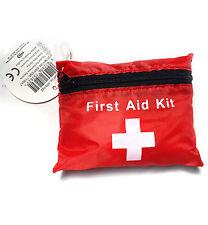 KIT di pronto soccorso 38pc EMERGENZA Pack per la sicurezza in viaggio/Home/Office-Nuovo di Zecca