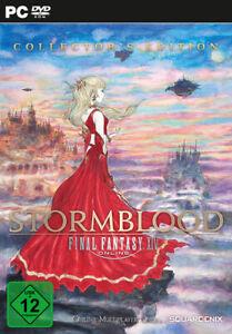 Final Fantasy XIV 14 - Stormblood - Collectors Edition für PC | NEUWARE |