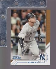2017 Topps Series 2 SALUTE Insert RARE! SP PICK FROM LIST COMPLETE YOUR SET!