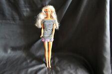 Barbie Puppe  (  5  ) mit Kleid