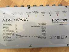 Multischalter von Preisner (Televes), MS96NG, für Satellitenanlage, Sat-Empfang