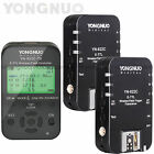 Yongnuo YN-622C-TX + 2pcs YN-622C Wireless TTL Flash Controller Trigger Receiver