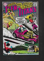 Teen Titans #3 Volume One Silver Age 1966 DC Comics Batman Flash Robin Aqualad