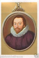 Francis Drake Vice admiral England Angleterre CARD IMAGE 1933