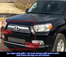 For 10-11 2011 Toyota 4Runner Billet Grille Combo Insert