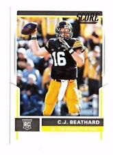 C.J. Beathard , (Rookie) 2017 Panini Score, #401 , Football Card !!