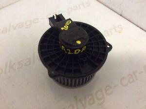 Mazda 2 Heater Blower Motor 08-11