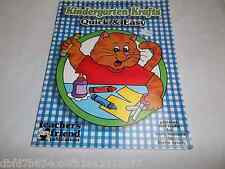 TF1424KINDERGARDEN CRAFTS QUICK & EASY  PAPERBACK WITH REPRODUCIBLE PAGES