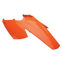 Acerbis Rear Fender/Side Panels KTM Orange for KTM 125 SX 2004-2006