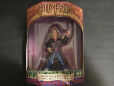 HARRY POTTER-HERMIONE GRANGER WITH WAND HANGING ORNAMENT BY ENESCO A11807