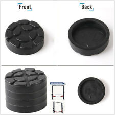 4 X 130mm Round Car Auto Truck Hoist Lift Accessories Rubber Arm Pads Heavy Duty