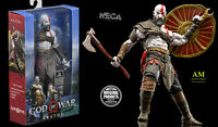 NECA SONY PS4 - GOD OF WAR - KRATOS - 18cm ACTION FIGUR - NEU/OVP
