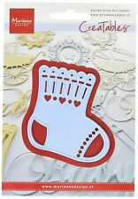"Marianne Designs Creatables Die ~ Baby Sock, 2.5""X3"" LR0216  RETIRED!"