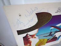 Bad Company-Autographed Desolation Angels.Signed by Paul and Boz-1979 Swan Song