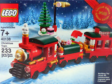 LEGO 40138 Limited Edition 2015 Christmas Train Set 233 pcs/pzs factory sealed