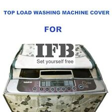 Top Load Washing Machine Cover For IFB Aqua Fully Automatic 6.5 ,7 , 7.5 KG