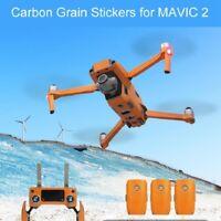 Anti Scratch RC Drone Body Arm Skin Decal Film Kit For DJI Mavic 2PRO/ZOOM
