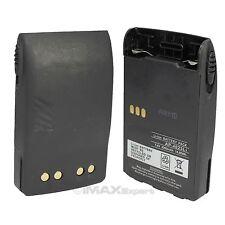 2 x 2000mAh Li-Ion Jmnn4023 Jmnn4024 Battery for Motorola Ex500 Ex600 Radio