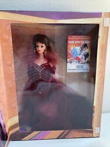 Barbie Doll as Scarlett O'Hara in Red Dress, New In Box Never Opened.