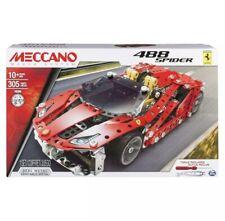 Meccano Ferrari 488 Spider Jeu de Construction (16309)